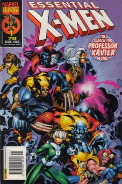 Essential X-Men 78