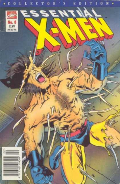 Essential X-Men 8