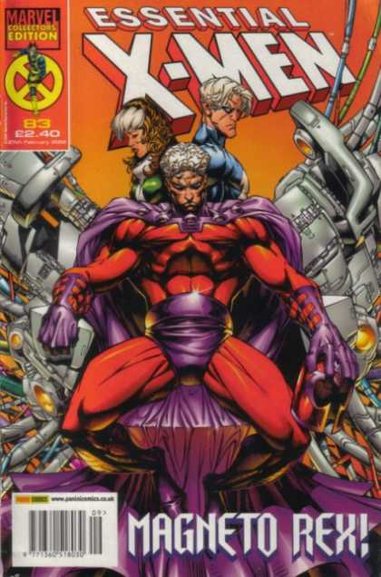 Essential X-Men 83