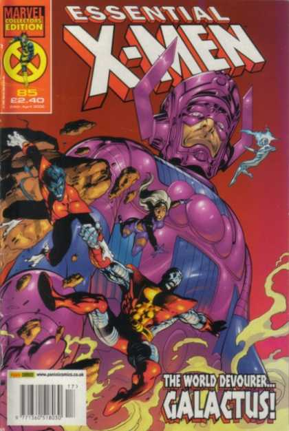 Essential X-Men 85