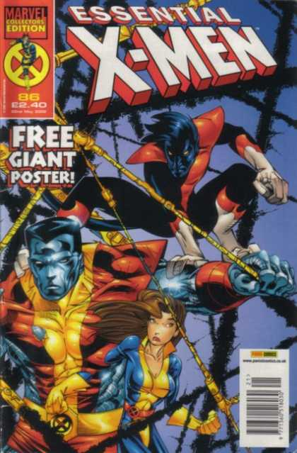 Essential X-Men 86