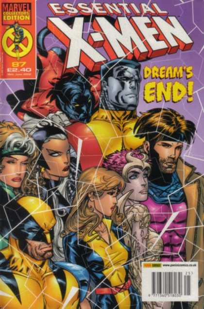 Essential X-Men 87