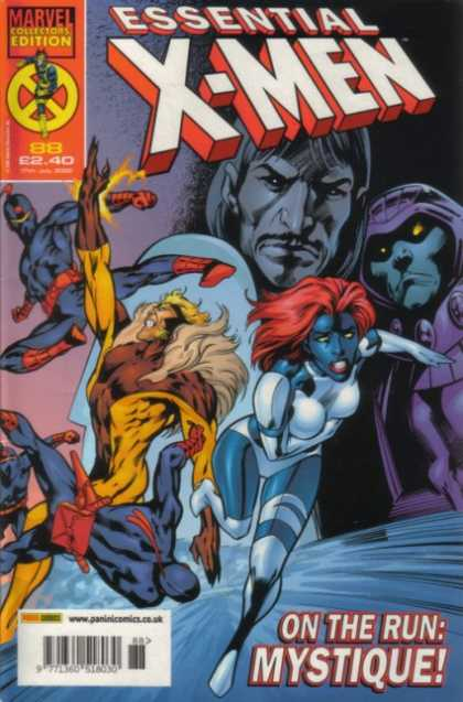 Essential X-Men 88