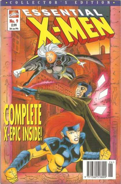 Essential X-Men 9