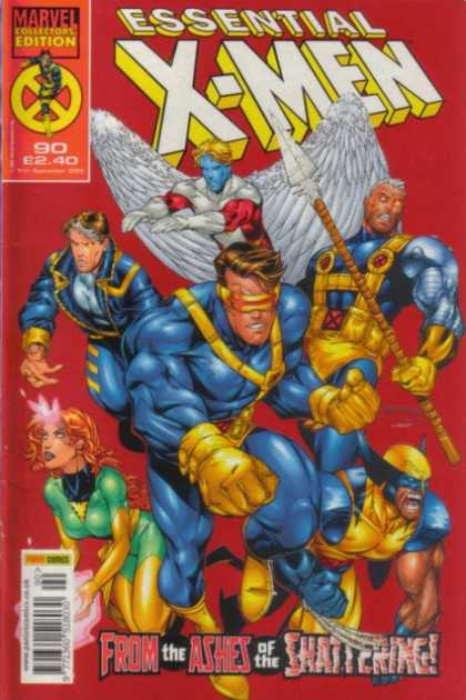Essential X-Men 90