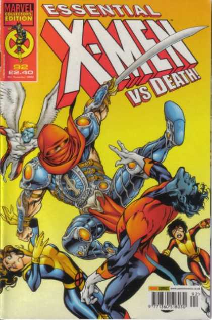 Essential X-Men 92