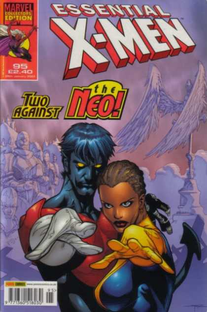 Essential X-Men 95