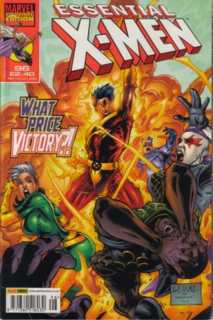 Essential X-Men 96