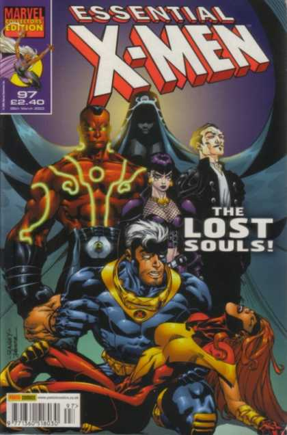 Essential X-Men 97
