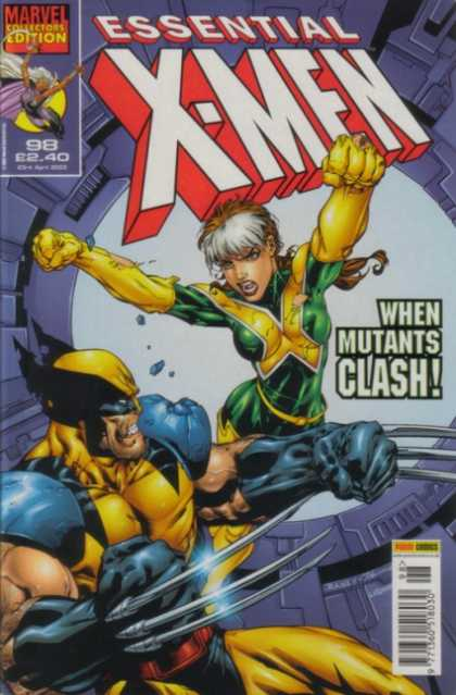 Essential X-Men 98
