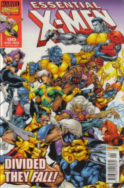 Essential X-Men 99