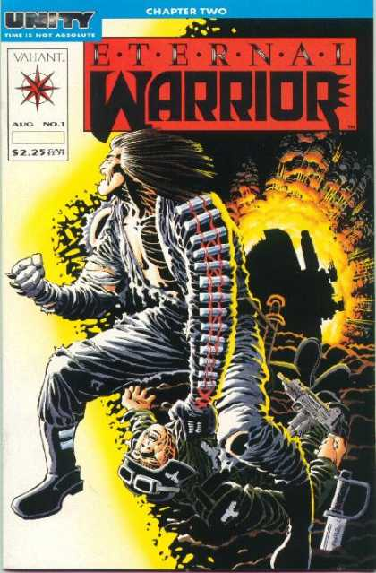 Eternal Warrior 1 - Frank Miller
