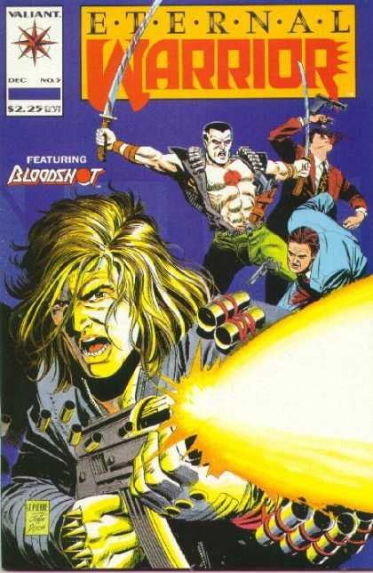 Eternal Warrior 5 - Eternal - Warrior - Bloodshot - Valiant - Comic