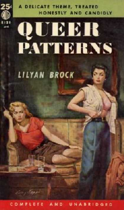 Eton Books - Queer Patterns - Lilyan Brock