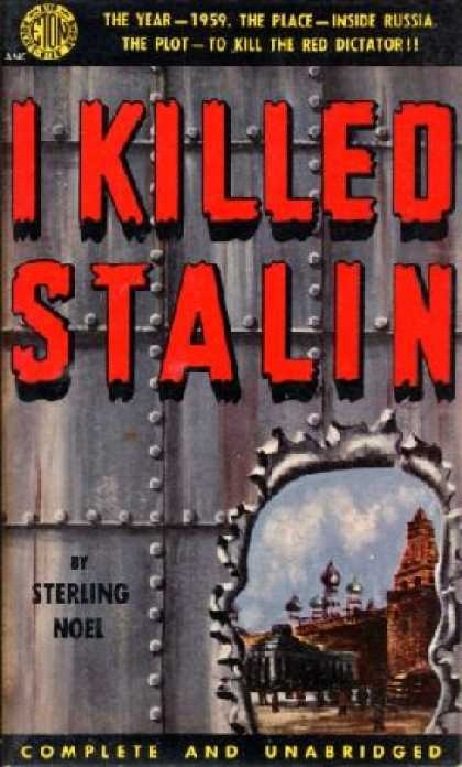 Eton Books - I Killed Stalin - Sterling Noel