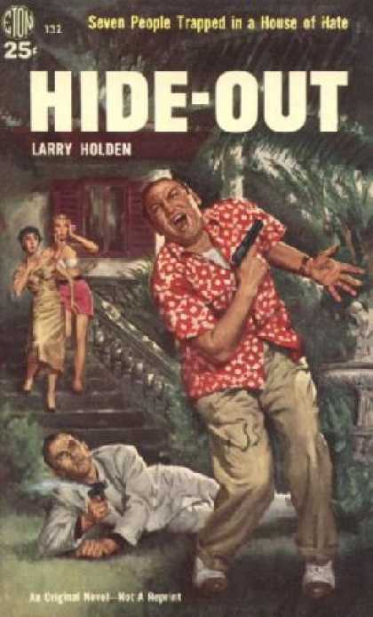 Eton Books - Hide-out - Larry Holden