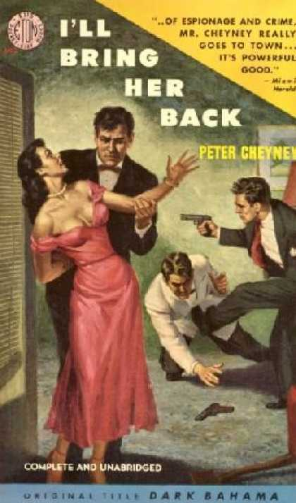 Eton Books - I'll Bring Her Back (eton Press, E115) - Peter Cheyney