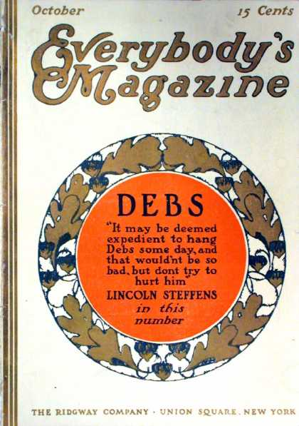 Everybody's Magazine - 10/1908