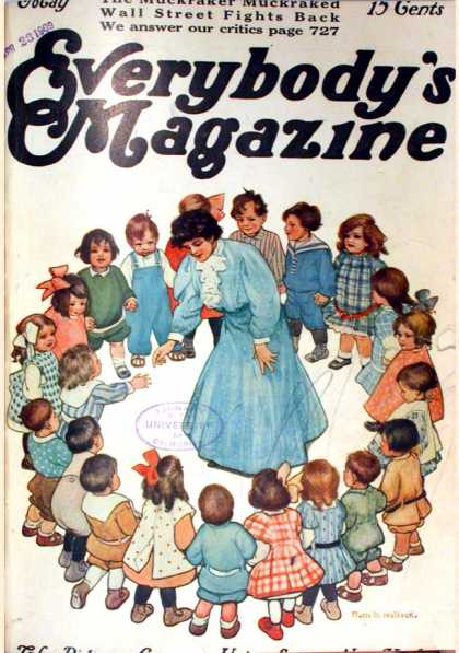 Everybody's Magazine - 5/1909