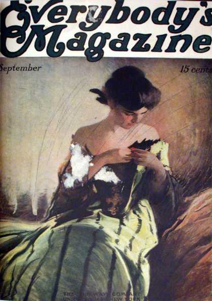 Everybody's Magazine - 9/1909