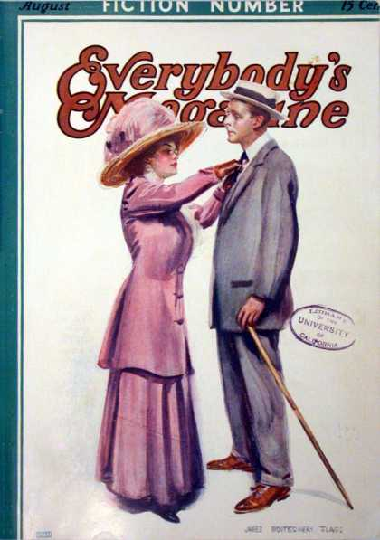 Everybody's Magazine - 8/1910