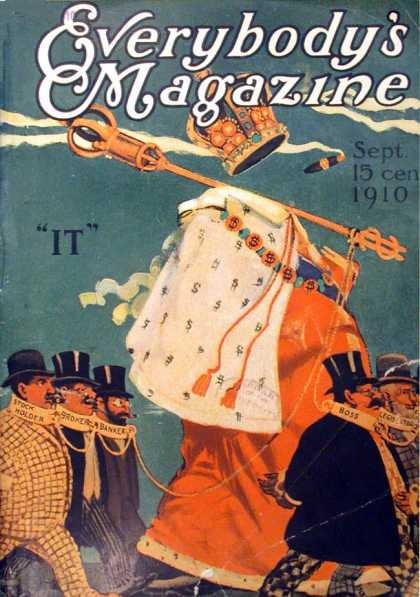 Everybody's Magazine - 9/1910