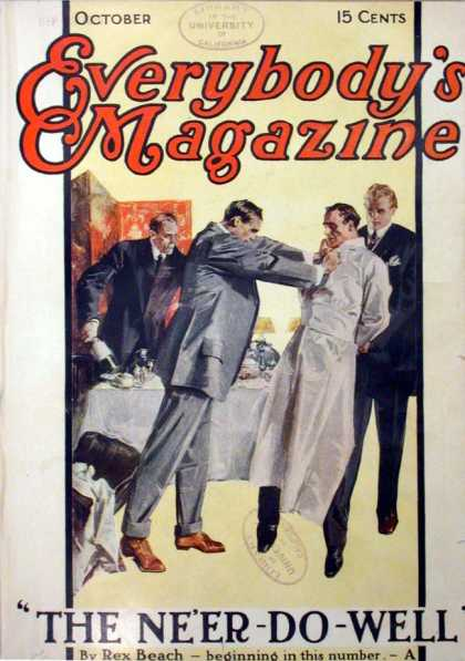 Everybody's Magazine - 10/1910