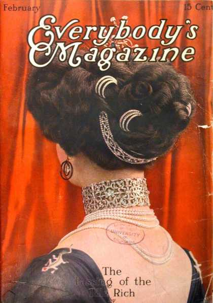 Everybody's Magazine - 2/1911