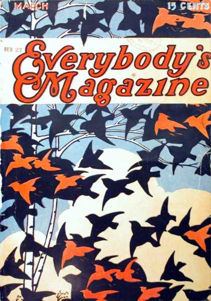 Everybody's Magazine - 3/1911