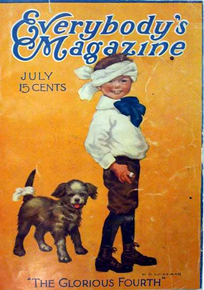 Everybody's Magazine - 7/1911