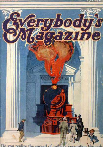 Everybody's Magazine - 3/1912