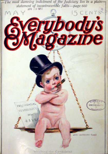 Everybody's Magazine - 5/1912