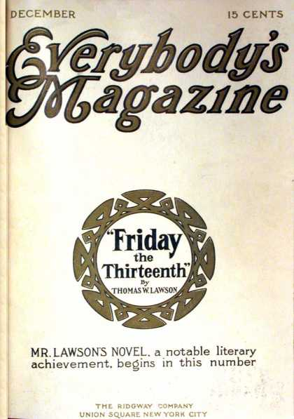 Everybody's Magazine - 12/1906