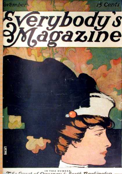 Everybody's Magazine - 11/1907