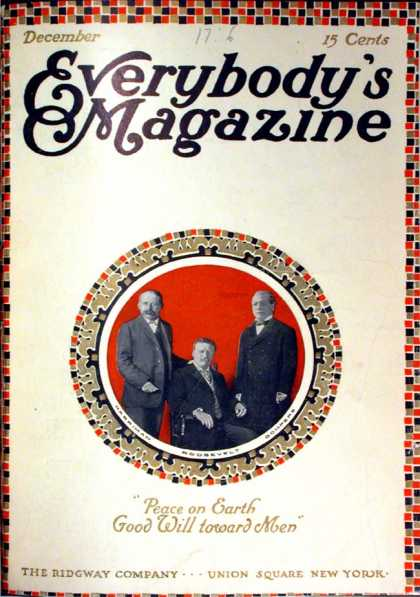 Everybody's Magazine - 12/1907