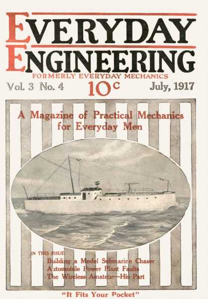 Everyday Engineering Magazine - 7/1917