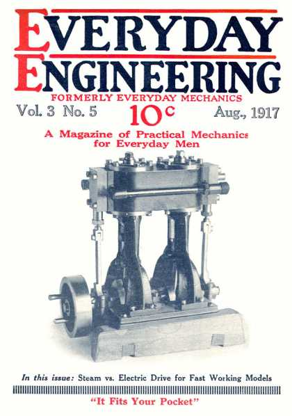 Everyday Engineering Magazine - 8/1917