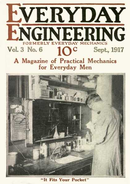 Everyday Engineering Magazine - 9/1917