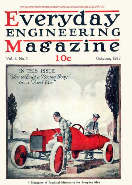 Everyday Engineering Magazine - 10/1917