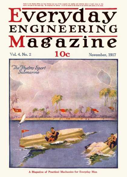 Everyday Engineering Magazine - 11/1917