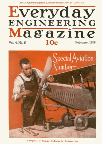 Everyday Engineering Magazine - 2/1918