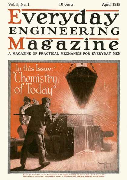 Everyday Engineering Magazine - 4/1918