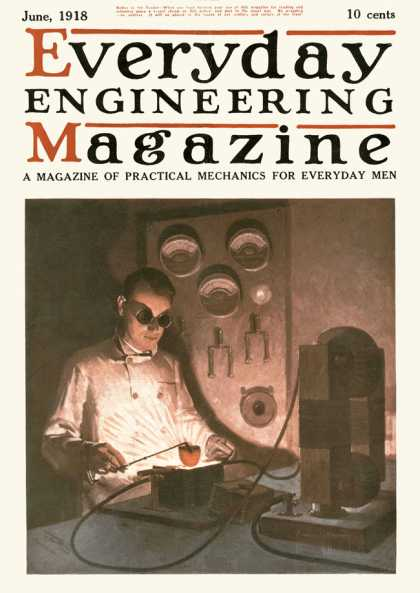 Everyday Engineering Magazine - 6/1918