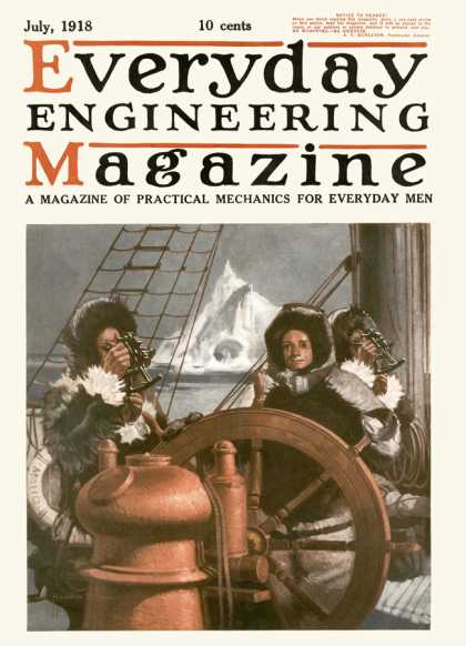 Everyday Engineering Magazine - 7/1918
