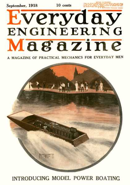 Everyday Engineering Magazine - 9/1918