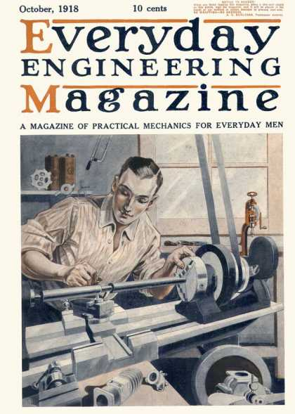 Everyday Engineering Magazine - 10/1918