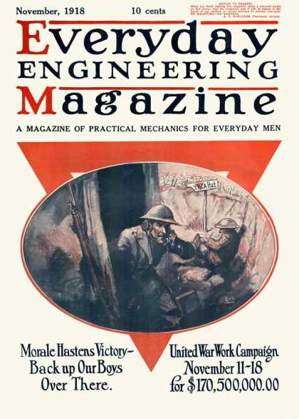 Everyday Engineering Magazine - 11/1918