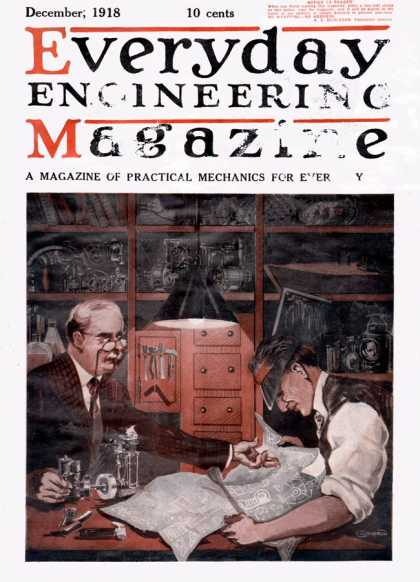Everyday Engineering Magazine - 12/1918