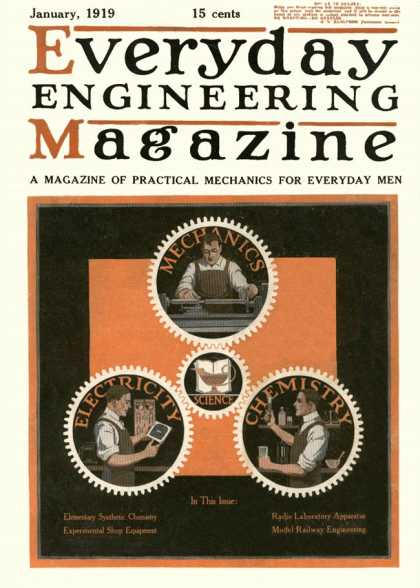 Everyday Engineering Magazine - 1/1919