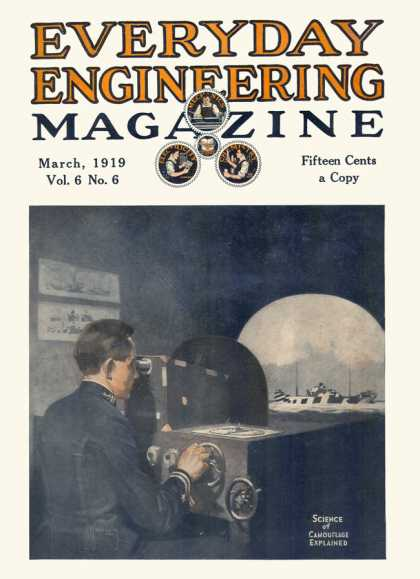 Everyday Engineering Magazine - 3/1919